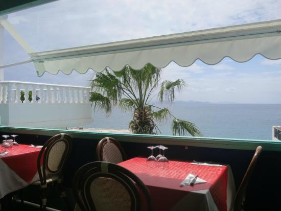 L'Artista : Blick vom Balkon