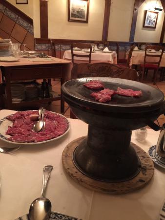 El Cebadero de las Brujas SL. : Buena carne