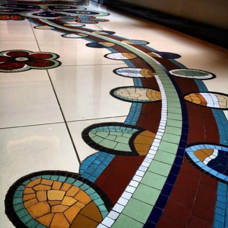Silverstar Casino, Krugersdorp: Creative finishings