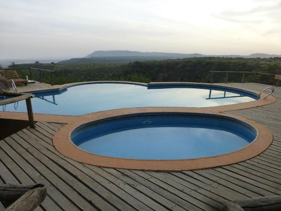 Escarpment Luxury Lodge : Pool
