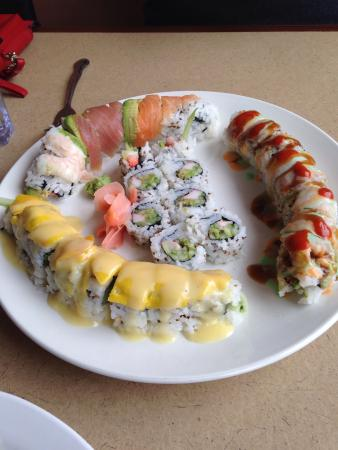 Koreana Japanese Restaurant : Round 1