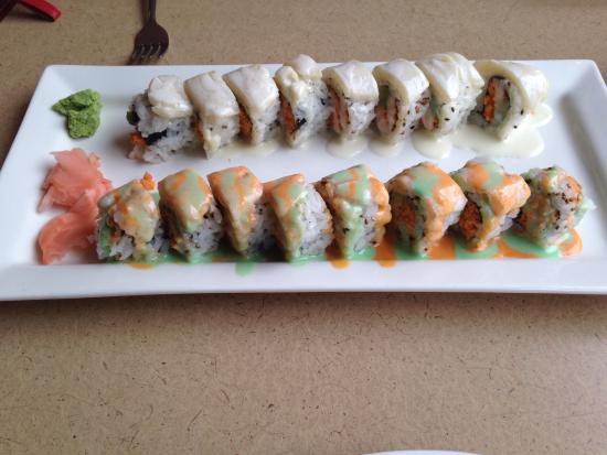 Koreana Japanese Restaurant : Round 2