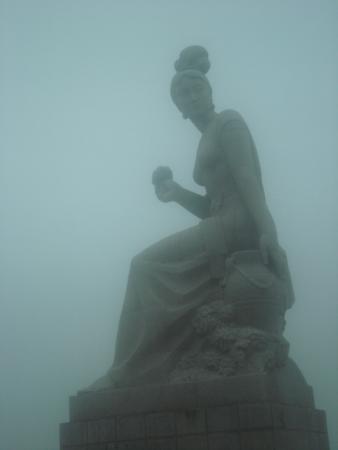 Xingcheng Beach Resort: Памятник