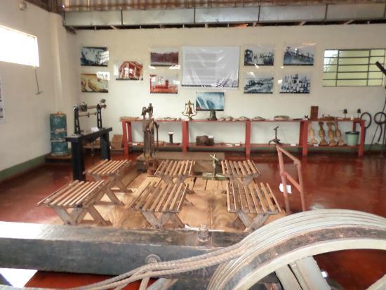 Padre Jose Gaertner History Museum