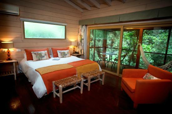La Cantera Jungle Lodge: Habitación