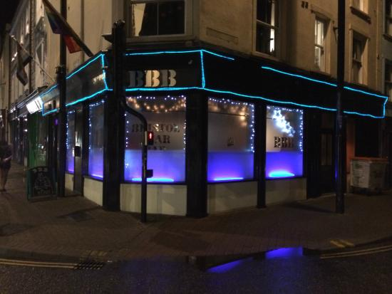 BBB - Bristol Bear Bar