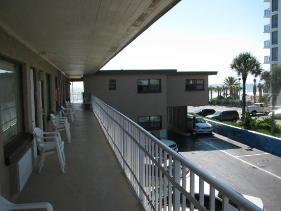 Sunrise Inn Daytona: second floor
