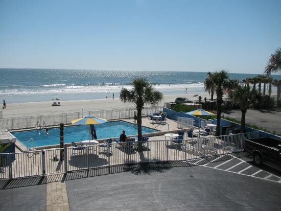 Sunrise Inn Daytona: beach side