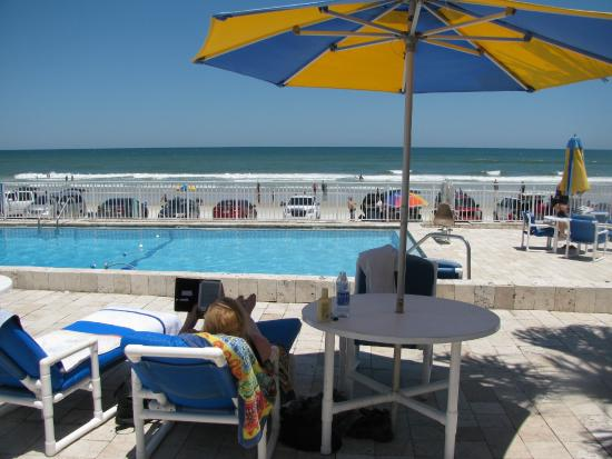 Sunrise Inn Daytona: pool