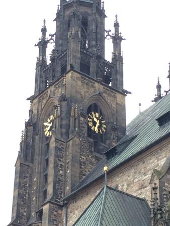 Brno, جمهورية التشيك: Cathedral of St. Peter and St. Paul