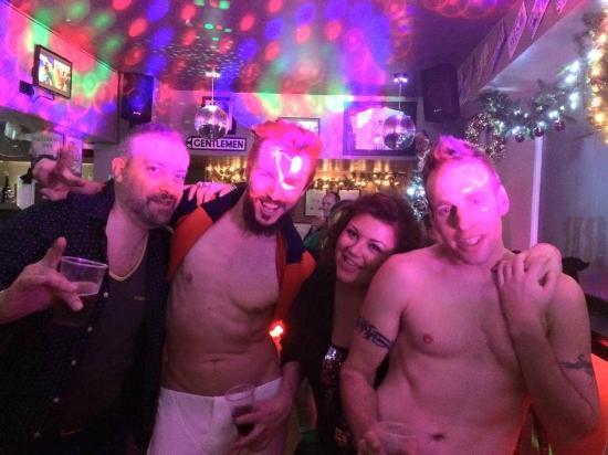 clubs bristol Gay