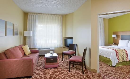 TownePlace Suites Houston Central/Northwest Freeway: One Bedroom