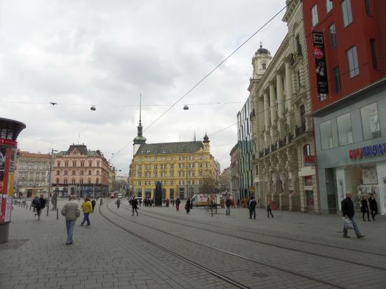 Brno Historic Center