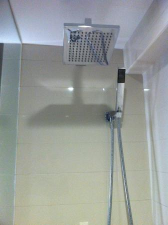 The Saint James Hotel, An Ascend Hotel Collection Member: Rainfall Double Shower  Head
