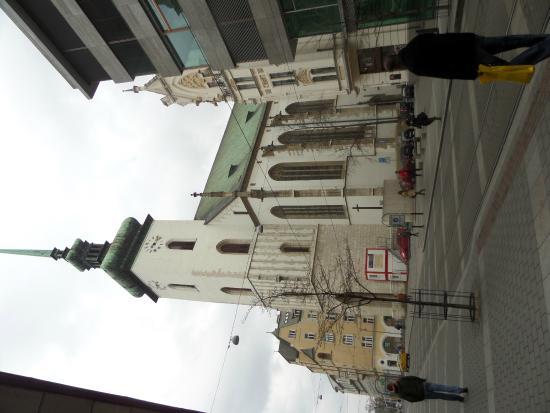 Brno, Tsjekkia: St. Jacob's Church