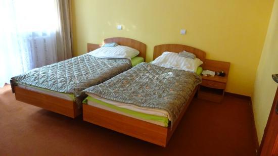 Bocianie Gniazdo Hotel: Schlafzimmer