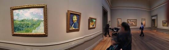 Galería Nacional de Arte: Van Gogh collection