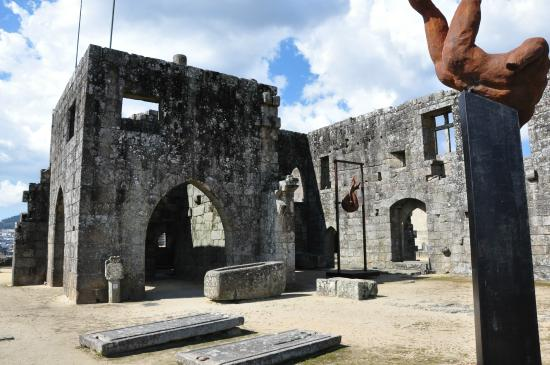 Barcelos, Portugal: Inside view.
