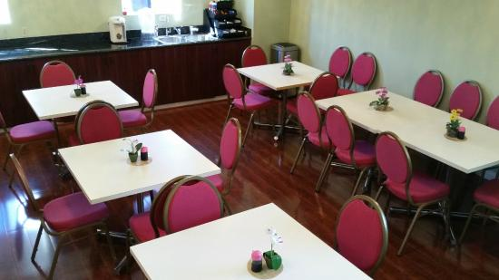 Hotel Pacific Garden: Breakfast Room