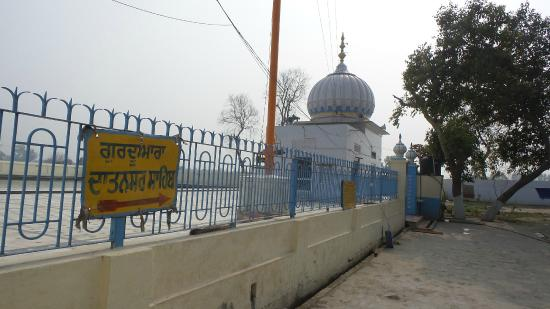 Muktsar, India: Gurudwara Datansar sahib