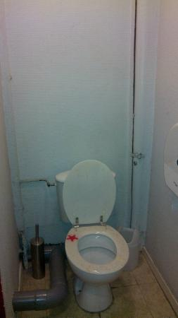 Hotel Moliere : WC