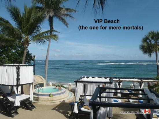 The Tropical at Lifestyle Holidays Vacation Resort: VIP BEach