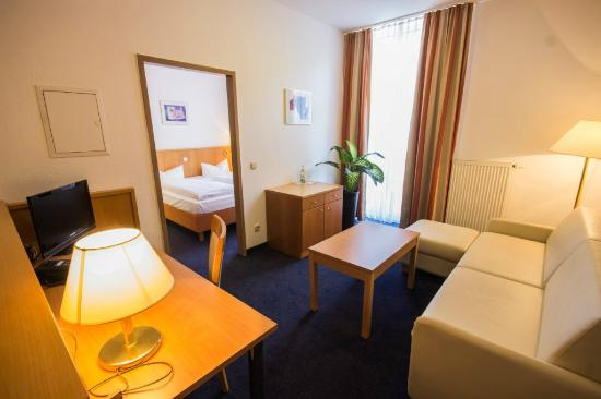 IBB Hotel Passau Süd: Appartement
