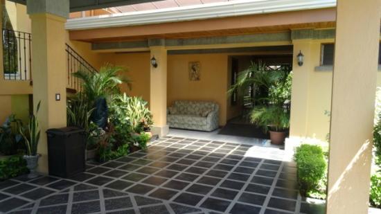 Alajuela, كوستاريكا: Eingang