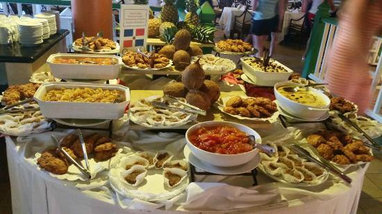 Vh Gran Ventana Beach Resort Lots Of Sweets To Choose From