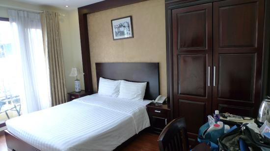 Hanoi Finnegans Hotel: room 5th floor