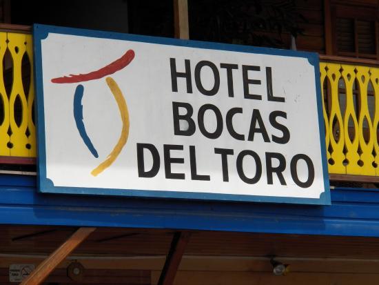 Hotel Bocas del Toro : BUEN HOTEL