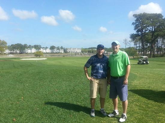 Tidewater Golf Club 16 Course North Myrtle Beach Sc