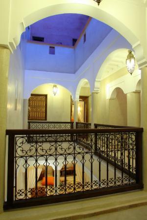 Riad Cherrata: Coursive 1er étage