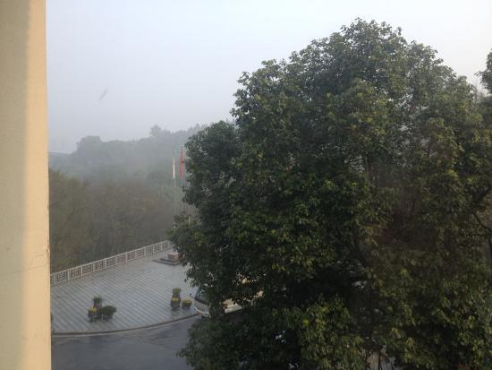 Fulejiuzhou International Hotel : View from room