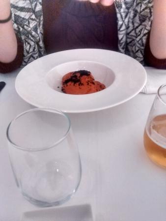 Restaurante Murri : pimientos