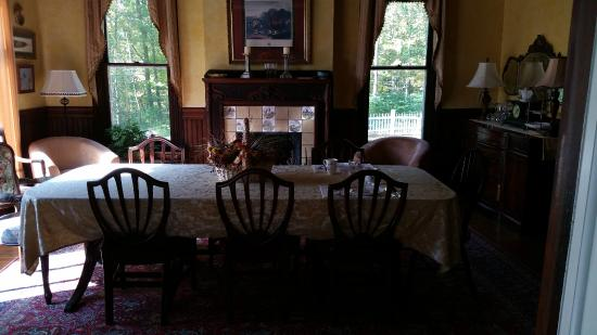 Pennellville, estado de Nueva York: Dining room