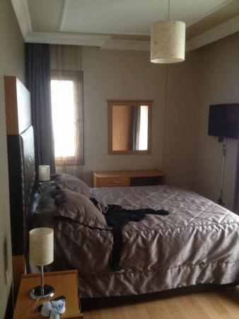 Cihangir Ceylan Suite : Bedroom