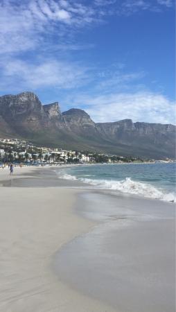 Пляж в 5 минутах от отеля
