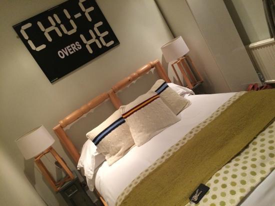 Craven Heifer Inn : Chuffin' Eck room
