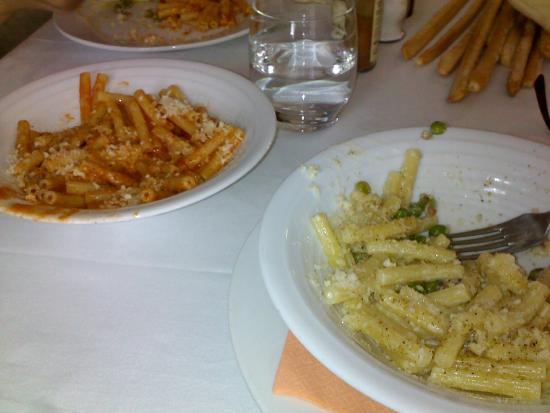 Castino, Italy: amazingly delicious pasta !!