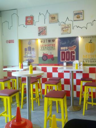 Luca's Burger