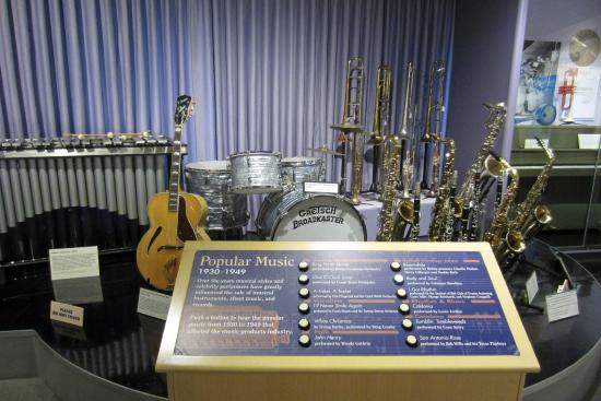 ‪Museum of Making Music‬