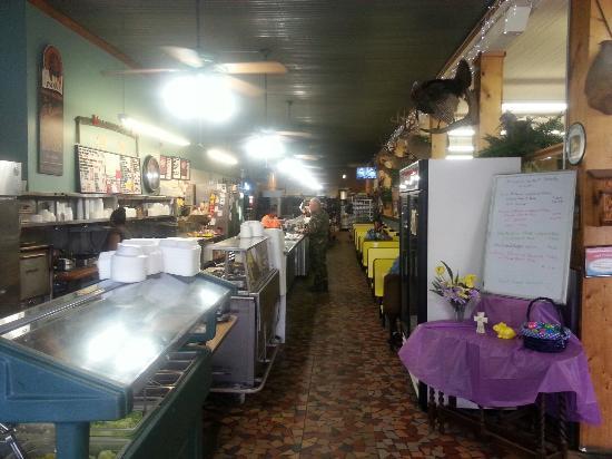 Clayton, อลาบาม่า: Dime Store Resterant