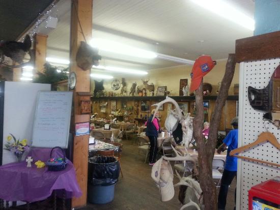 Clayton, Αλαμπάμα: Dime Store Resterant