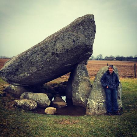 Brownshill Dolmen : Pretty awesome thing to see!