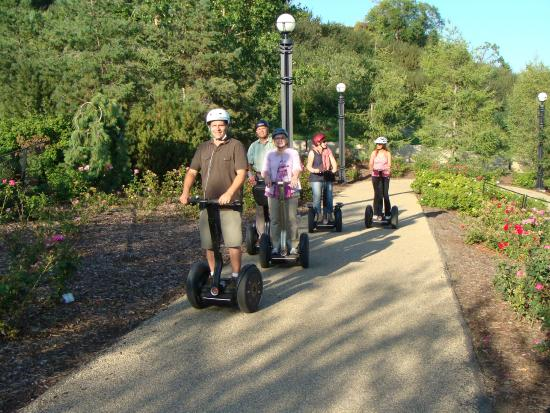 ‪River Valley Adventure - Segway Tours‬