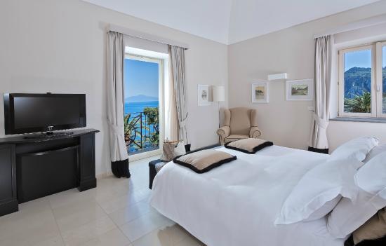 Villa Marina Capri Hotel & Spa: Prestige Double Room