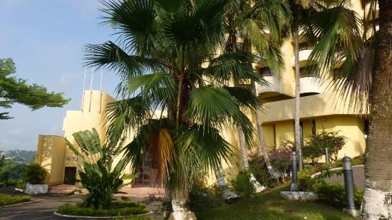 Franceville, กาบอง: Vue Hotel