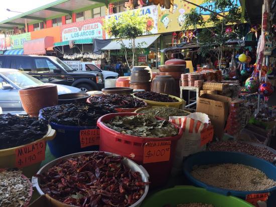 Mercado Hildago