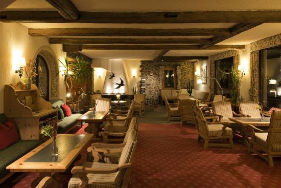Hotel Chesa Randolina : Bar/Lobby